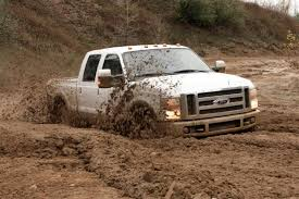 Truck In The Mud2