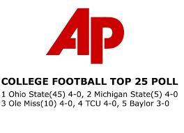 AP Top 5